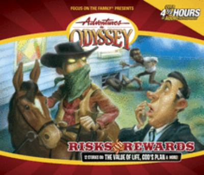 Risks and rewards (AUDIOBOOK)