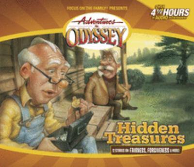 Hidden treasures (AUDIOBOOK)