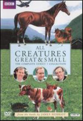 All creatures great & small. The complete series 1 collection