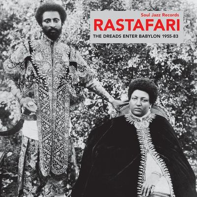 Rastafari: The Dreads Enter Babylon 1955-83.