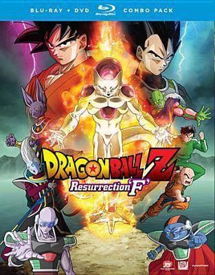 Dragon Ball Z. Resurrection 'F'