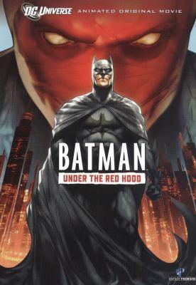Batman. Under the red hood