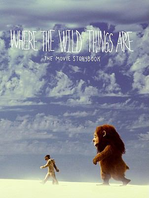 Where the wild things are : [the movie storybook]