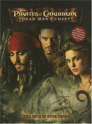 Pirates of the Caribbean, dead man's chest : the movie storybook