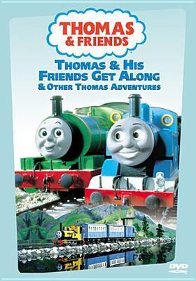 Thomas & his friends get along