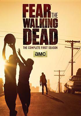 Fear the walking dead. The complete first season