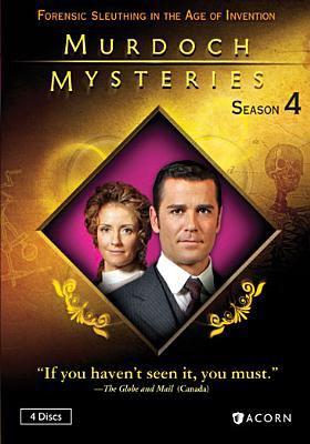 Murdoch mysteries. Season four