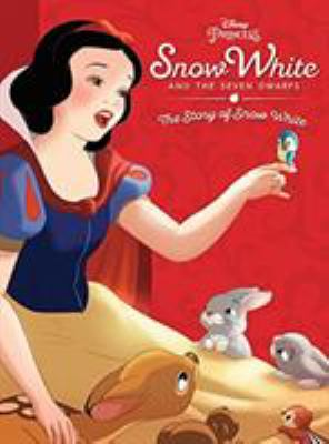 Snow White and the seven dwarfs : the story of Snow White.