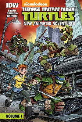 Teenage Mutant Ninja Turtles : new animated adventures. Volume 1