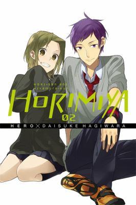 Horimiya = Hori-san and Miyamura-kun. 02