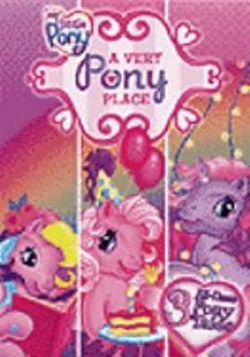 My Little Pony. A very Pony place