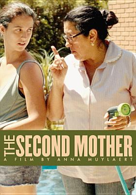 The second mother = ¿Que horas ela volta?
