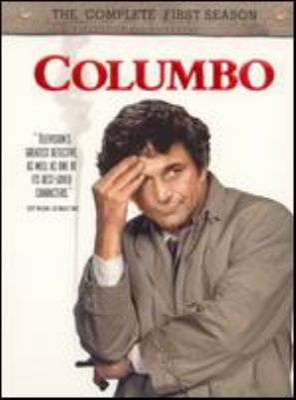 Columbo. The complete first season