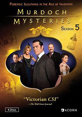 Murdoch mysteries. Season five