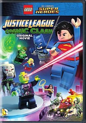 Lego DC comics super heroes. Justice league : cosmic clash