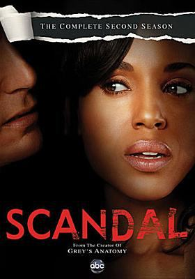 Scandal. The complete second season