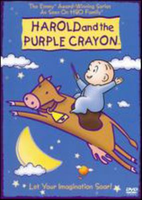 Harold and the purple crayon. Let your imagination soar!