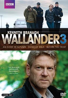 Wallander. Season 3