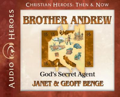 Brother Andrew: God's secret agent (AUDIOBOOK)
