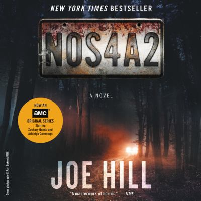 NOS4A2: a novel (AUDIOBOOK)