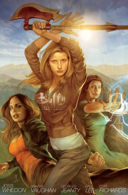 Buffy, the vampire slayer. Issue 1-5, Motion comic