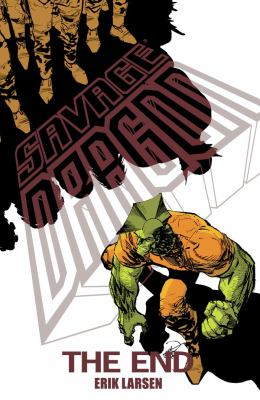 Savage Dragon: The End. Issue 187-192