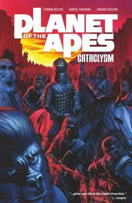 Planet of the apes. Volume 1, issue 1-4, Cataclysm