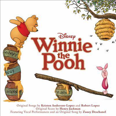 Winnie The Pooh: [an original Walt Disney records soundtrack]