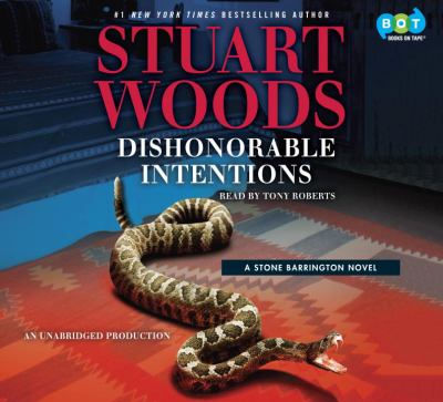 Dishonorable intentions (AUDIOBOOK)