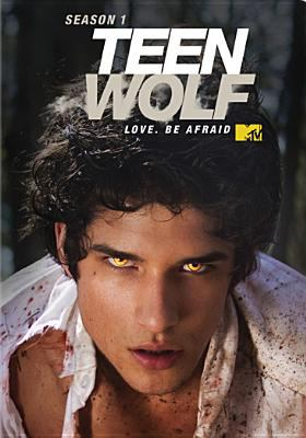 Teen wolf. The complete season one
