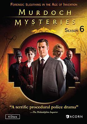 Murdoch mysteries. Season six