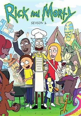 Rick and Morty. Season 2