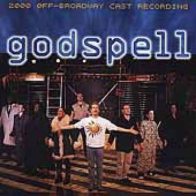 Godspell : 2000 off-Broadway cast recording