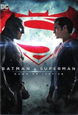 Batman v Superman : dawn of justice