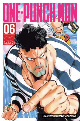 One-punch man. 06