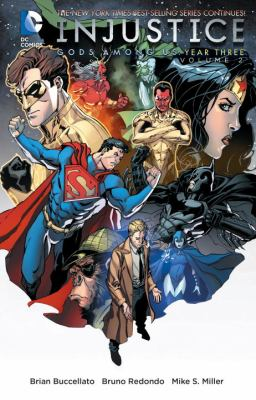 Injustice : Gods Among Us Year Three Volume 2