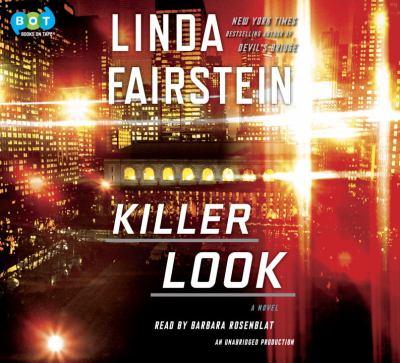 Killer look : a novel (AUDIOBOOK)