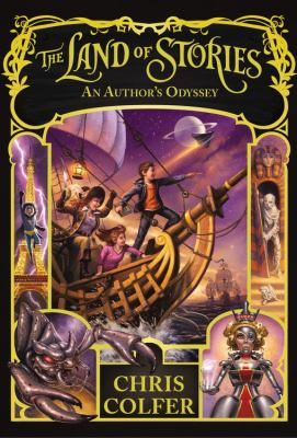 The land of stories : an author's odyssey