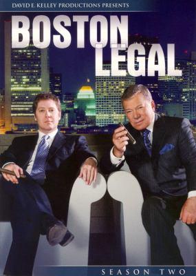 Boston legal. Season two.