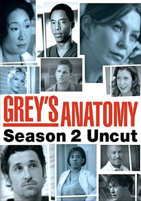 Grey's anatomy. The complete second season.