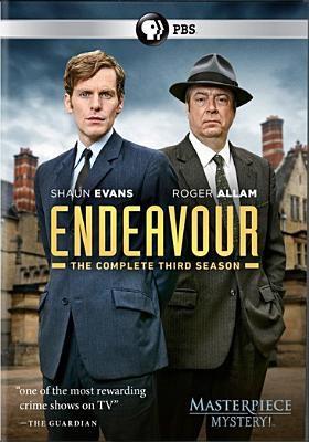 Endeavour. The complete third season.