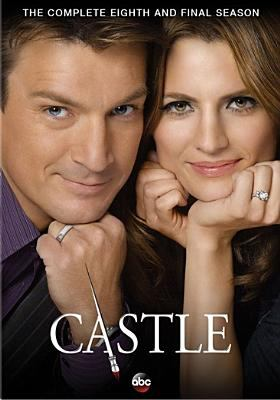 Castle. The complete eighth and final season