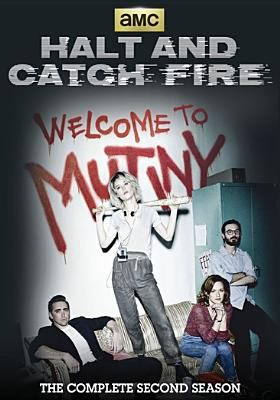 Halt and catch fire. The complete second season