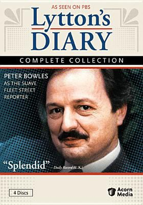 Lytton's diary : complete collection