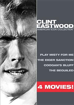 Clint Eastwood. American icon collection.