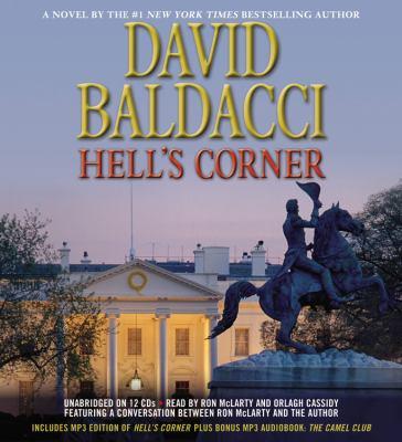 Hell's corner (AUDIOBOOK)