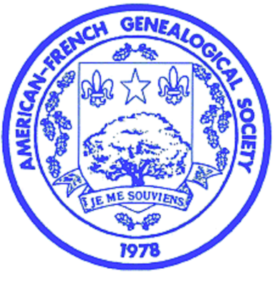 Je me souviens : American French Genealogical Society