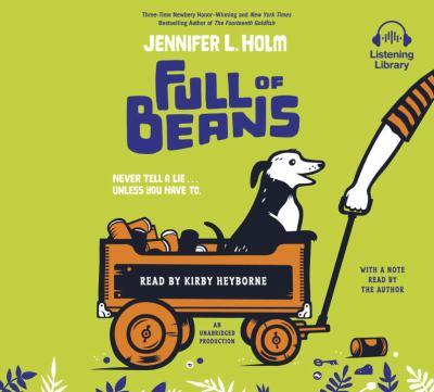 Full of Beans (AUDIOBOOK)