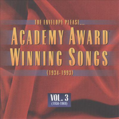 The envelope please ... : Academy Award winning songs (1934-1993).