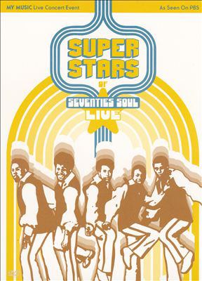 Superstars of '70s soul live